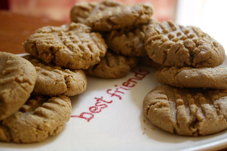 SunButter Cookies Best Friends