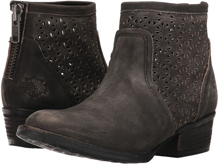 Harley-Davidson - Liam Women's Pull-on Boots