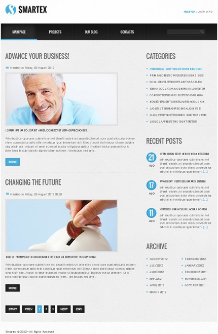 134 best FREE Website Templates images on Pinterest Free website - resume template monster