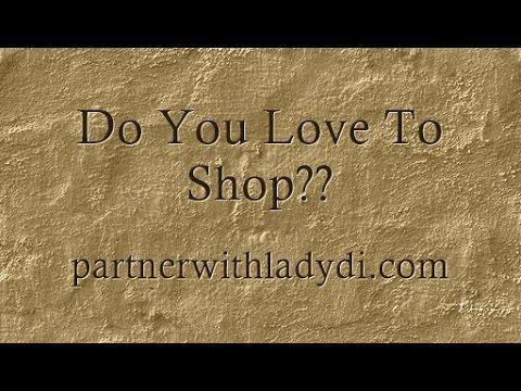 Do you Love To Shop