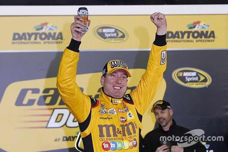 daytona 500 kyle busch | Multi-car wreck erupts as Kyle Busch wins Duel No. 2