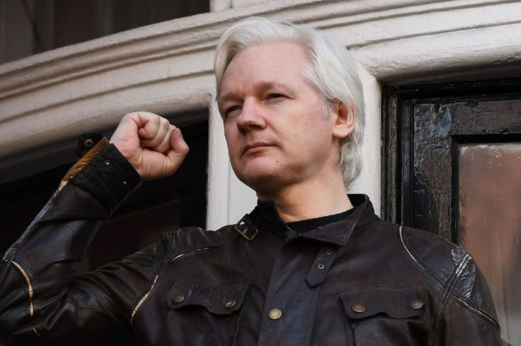 ICYMI: Ecuador grants citizenship to WikiLeaks founder Assange: foreign minister