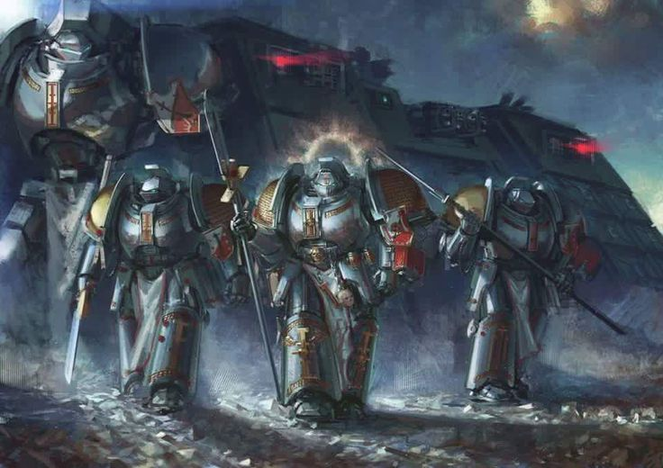 Grey Knights -Warhammer 40,000