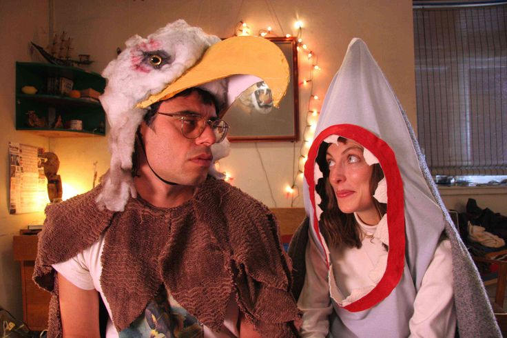 Jarrod e Lily - Eagle vs Shark