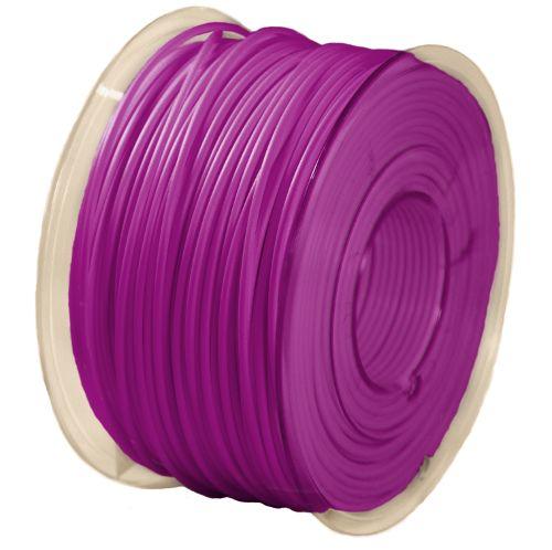 Purple filament