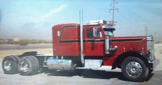 Peterbilt Pete Robinson Built This Truck When He Lived In El Paso