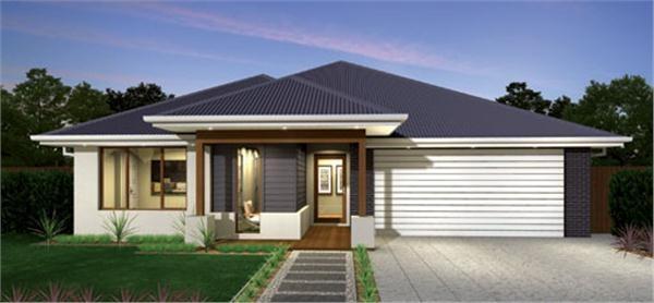 McDonald Jones Home Designs: Santorini Collection - Santorini Coastal. Visit www.localbuilders.com.au/builders_nsw.htm to find your ideal home design in New South Wales