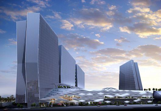 Sordo Madaleno Arquitectos presenta proyecto de transformación urbana: Parque Toreo