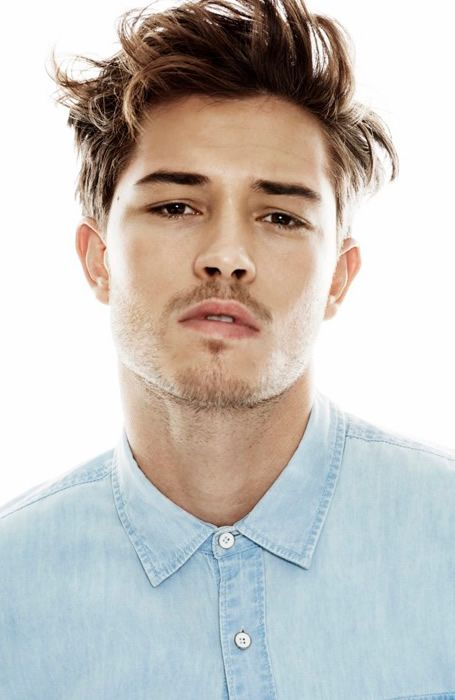 Outstanding 1000 Ideas About Men39S Long Haircuts On Pinterest Layered Short Hairstyles For Black Women Fulllsitofus