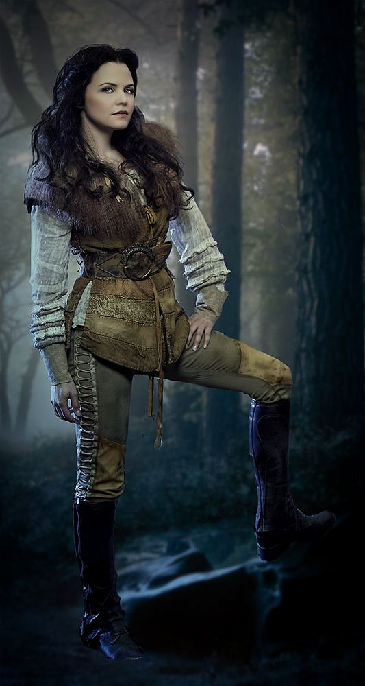 OUAT Tag Favorite Outfit Snow White's Hunting Outfit