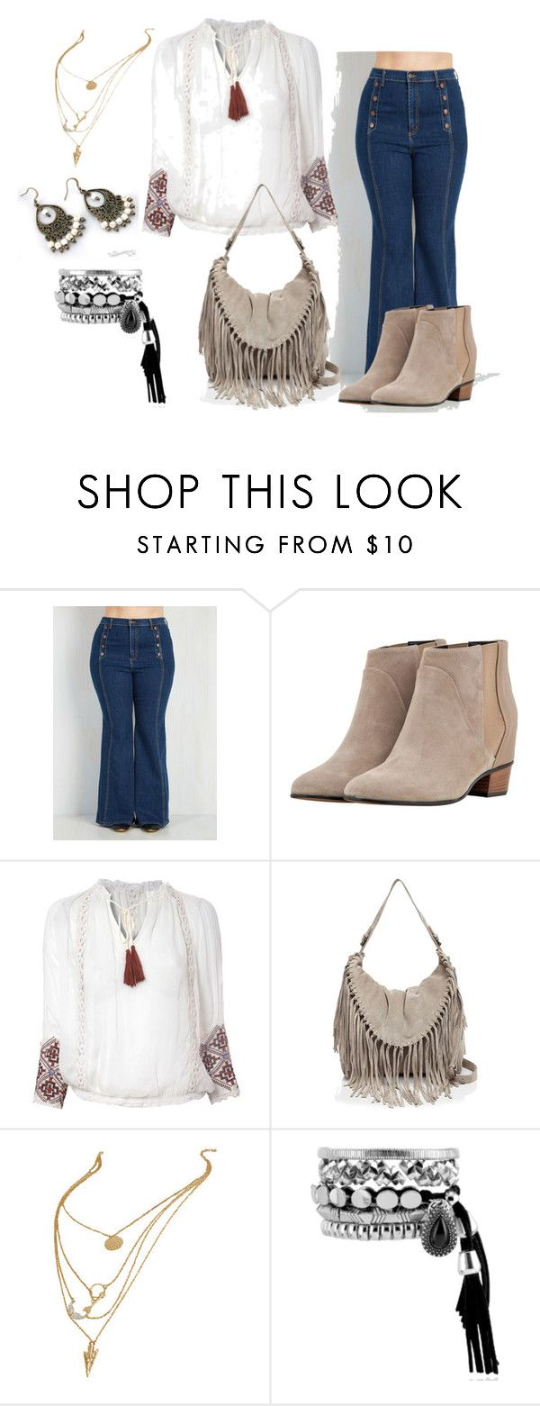 """""""boho 04"""" by jenifer-mendes on Polyvore featuring Augusta, Lipsy and Sorial"""