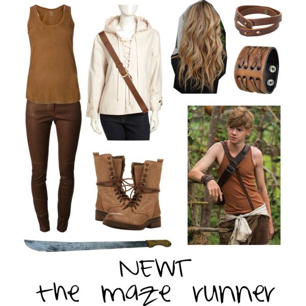 maze runner newt clothes style - Google Search