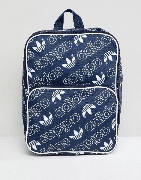 35d78abe9044 adidas Originals classic medium backpack.  adidasoriginals