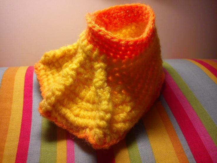 Crochet Duck Feet Slippers Dteja Design