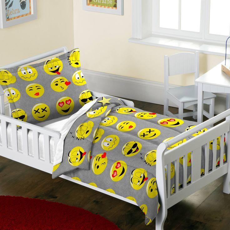 Dream Factory Emoji 2 Piece Comforter Set Products