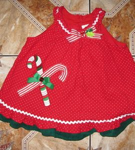 Sukieneczka świąteczna rozm. 74 http://dzieciociuszek.pl/products/35457