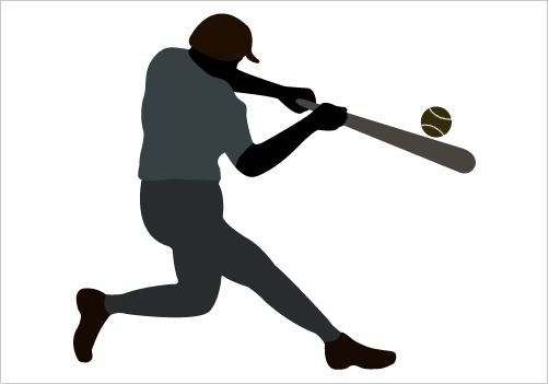 baseball player silhouette vector  gt  gt  silhouette graphics baseball player clip art coloring baseball player clip art coloring
