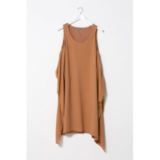 "Silk Split Tank Dress | Apparel & Knits | Summer 2013 ""Lumiere"" 