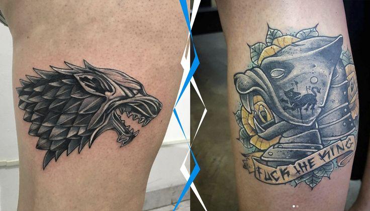 O Meta Galáxia selecionou para você as dez melhores tatuagens de Game of Thrones e comenta cada estilo! Confira nosso TOP 10 Tattoos de GoT.