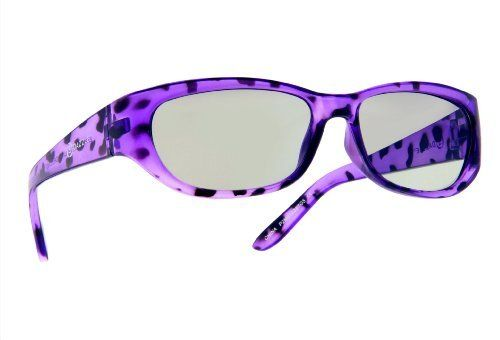 3DAZZLE® ORBIT/Grape - Passive 3D Glasses - Optically Correct by Dimensional Optics. $6.49. Premium Quality Optically Correct 3D Eyewear for 3D Movie Theaters and Passive 3D Televisions.  Compatible with all passive/circular polarized 3D systems:  *Passive 3D Televisions *RealD Certified Movie Theaters (most theaters, but not IMAX) *Passive 3D Computer Monitors  STORAGE CASE AND MICROFIBER CLEANING CLOTH INCLUDED. Save 67% Off!