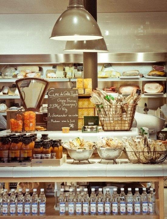 Bonita #Tienda de #alimentos
