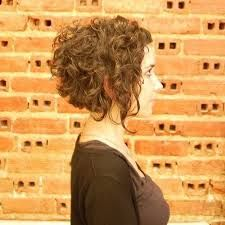 Image result for red curly stacked bob