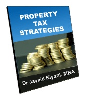 """""""Property Tax Strategies"""".  Pay less Tax with your property transactions.  FREE 7 Part Course here:  http://www.hmopropertyriches.com"""