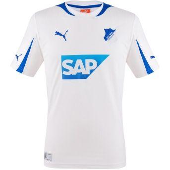 TSG 1899 Hoffenheim Trikot Away 2014 - Ab jetzt bei uns im Shop! http://www.fanandmore.de/Bundesliga/TSG-1899-Hoffenheim-Trikot-Away-2014.html