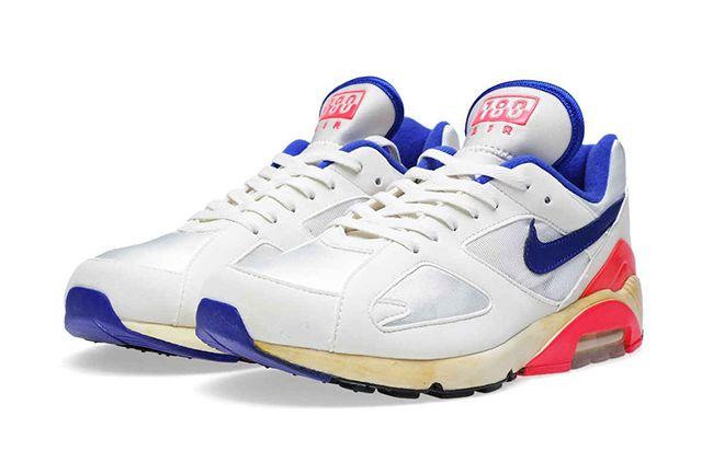http://SneakersCartel.com Nike Air Max 180 OG 'Ultramarine' Returning in 2018 #sneakers #shoes #kicks #jordan #lebron #nba #nike #adidas #reebok #airjordan #sneakerhead #fashion #sneakerscartel https://www.sneakerscartel.com/nike-air-max-180-og-ultramarine-returning-in-2018/