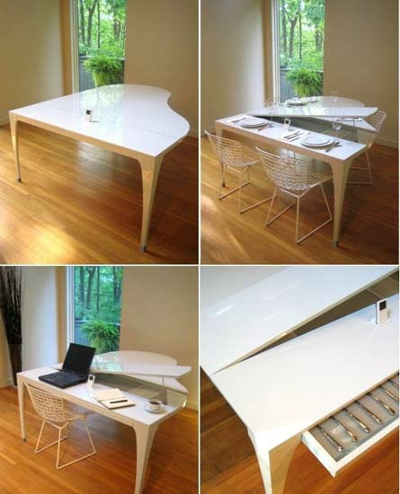 piano & table :)