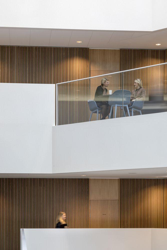Gallery of Nordea's Danish Headquarters / Henning Larsen - 13
