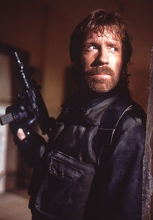 Carlos Ray Chuck Norris (born March 10, 1940) in Ryan, Oklahoma is an American martial artist and actor. After serving in the United States Air Force, he began his rise to fame as a martial artist, and has since founded his own school, Chun Kuk Do.