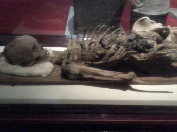 the mummy :)