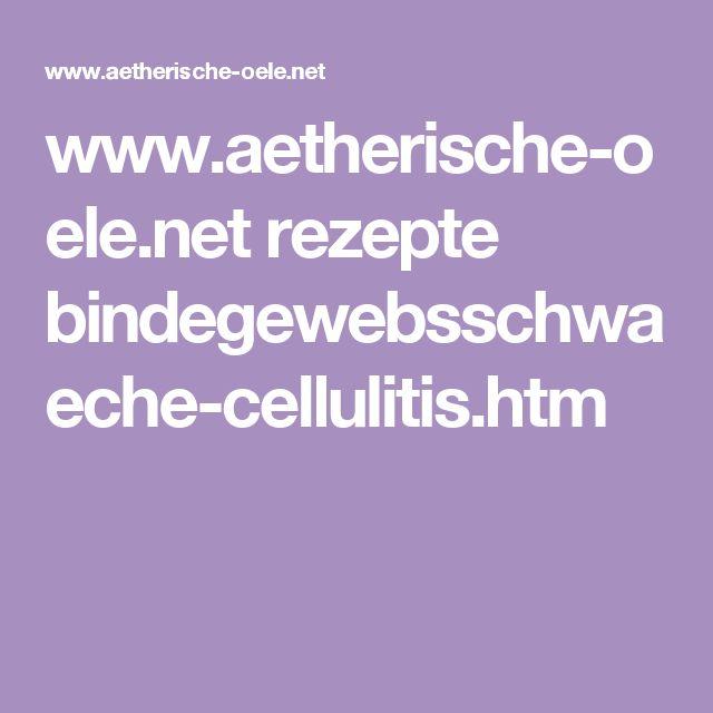 Www.aetherische Oele.net Rezepte Bindegewebsschwaeche Cellulitis.htm
