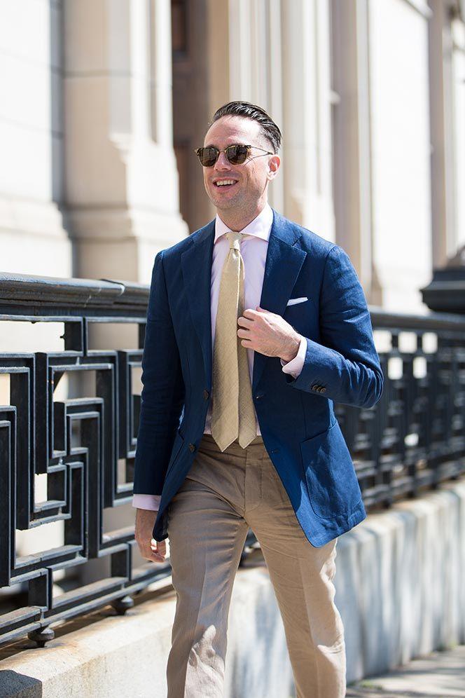 mens linen trousers