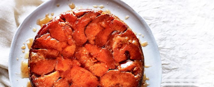Quince and honey is a great autumnal flavour combination. Try them together in this recipe for an easy quince and honey cake that looks really impressive.