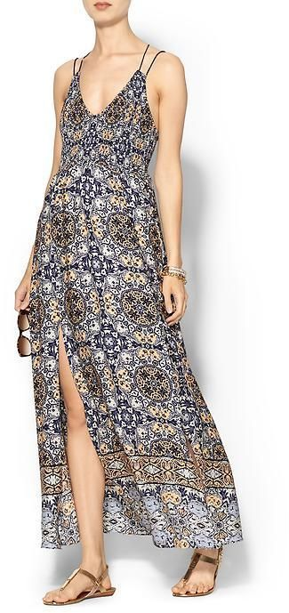 long dress fenda