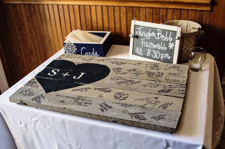 Rustic Wedding Guest Book reclaimed wood pallet distressed 26 x 16 (about) initials heart guestbook by WehuntWoodDecor on Etsy https://www.etsy.com/listing/225766318/rustic-wedding-guest-book-reclaimed-wood