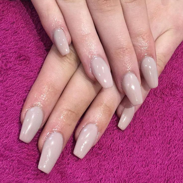 Sculpted acrylic and shellac overlay in Field Fox  #nails #cnd #cndworld  #nailsonpoint #nailsdone #nails2inspire #nailsoftheday #nailsart #nailsalon #nailsdesign #sculptednails #nailsoftheweek #nailshop #nailstyle #nailsofig #hudabeauty #nailfilemag #nailsalon #nailswag #nailsonfleek #nailpro #nailsalon #nofilter #showmethemani #showscratch #tmblrfeature #scra2ch #ibdgel #cndgowithapro #nailsonfleek #nailtechlife by millan_nails