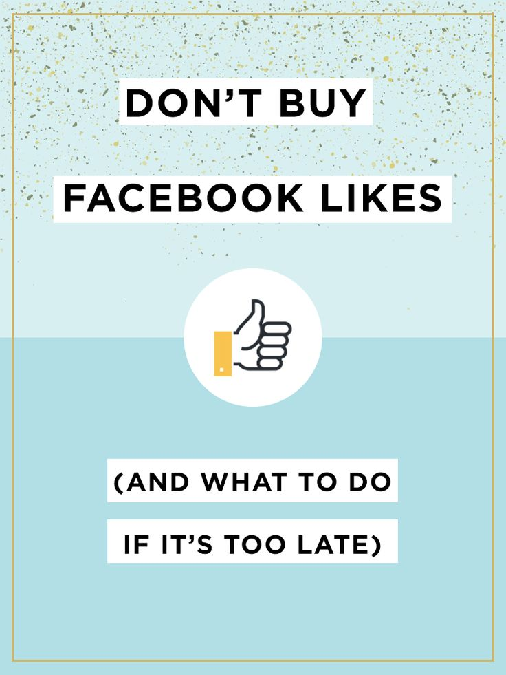 """Why Pages who bought Likes are hurting in 2016. 
