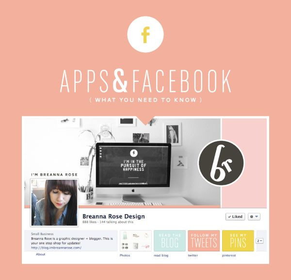 for bloggers : facebook apps guide.