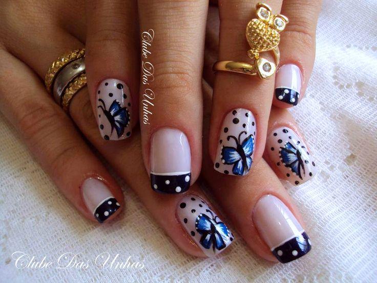 Olá meninas! Algumas das unhas mais procuradas pelas mulheres, são as unhas decoradas com borboletas! Eu acho que isso se deve ao facto da borboleta fazer parte do imaginário feminino e se caracterizar por um animal livre e colorido… De facto se forem ver as galerias das nossas leitoras, as borboletas e as flores, são …