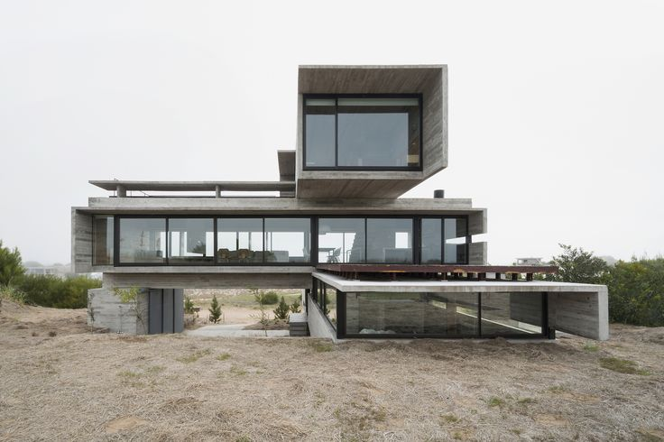 """""""The Golf House"""" ... Architects: Luciano Kruk Arquitectos   Location: La Costa Partido, Buenos Aires Province, Argentina   Photography: © Daniela Mac Adden"""