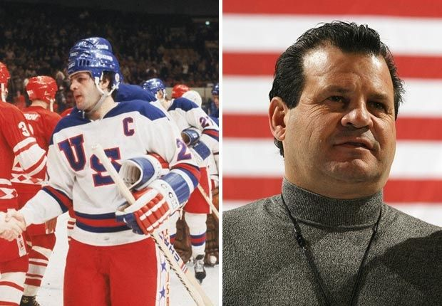 Olympic Gold Medalists: Where Are They Now? - Mike Eruzione - Sportingz