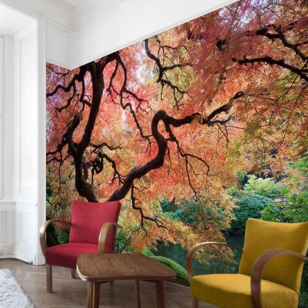 20 besten Herbst-Deko endless summer Bilder auf Pinterest - fototapete 250x250