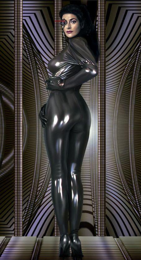 13 best Fame - Marina Sirtis images on Pinterest | Marina ...