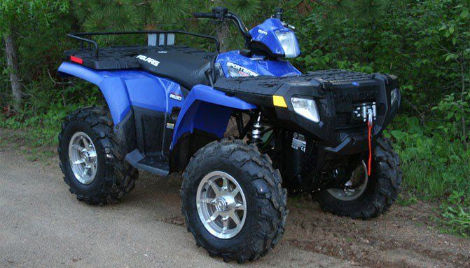 Why Does My ATV Lose Power When it Gets Warm? - ATV.com The AnswerMan helps out a troubled Polaris Sportsman 500