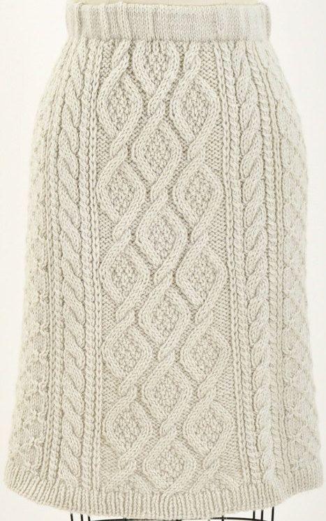 spódnica na drutach