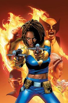 Publisher: Marvel Comics Created by Chris Claremont and Sean Chen 1st appearance: X-Men: The End: Book 1: Dreamers & Demons #1, 2004 Height: 5'5″ Weight: 110 lbs Eyes: Brown  …