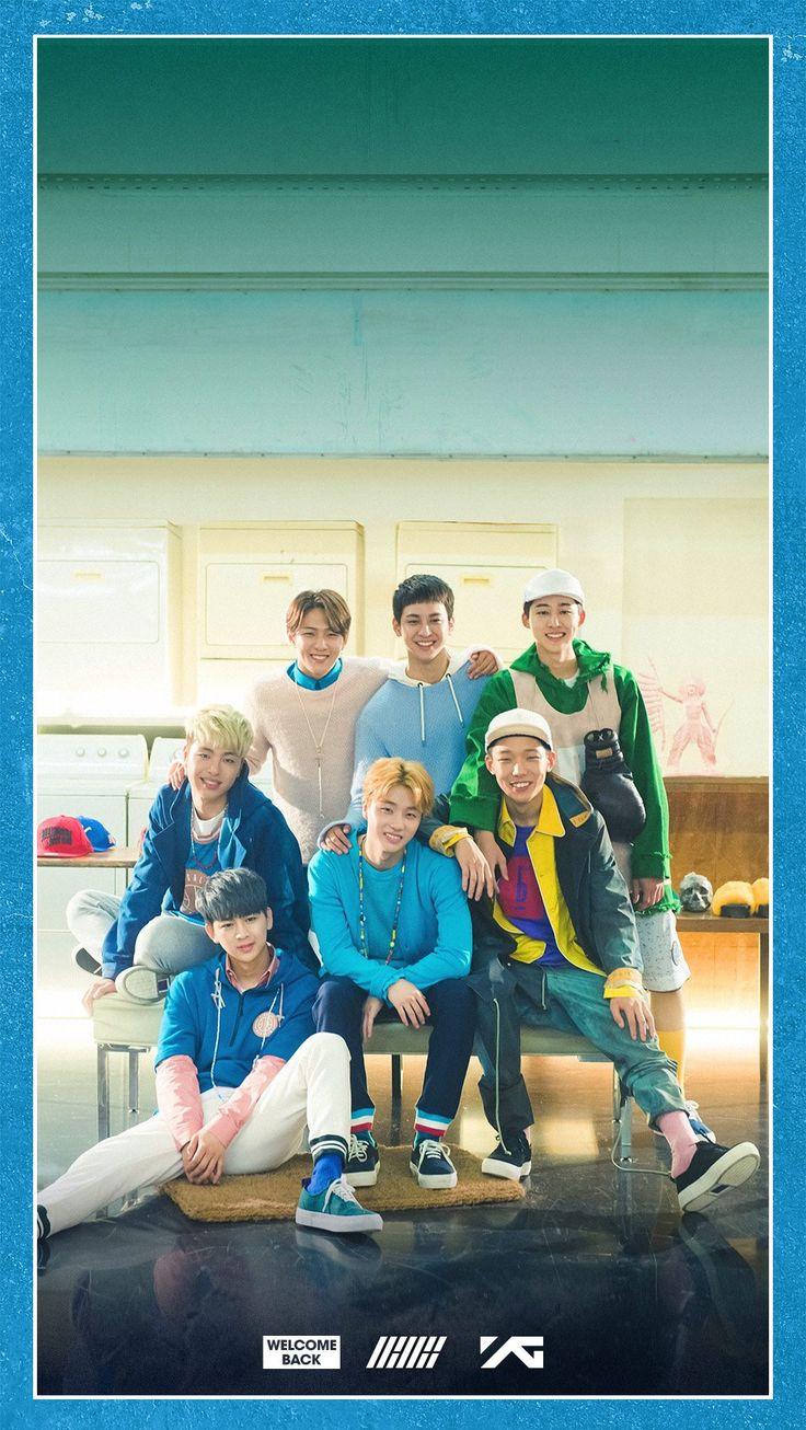 YG FAMILYY — iKON - 'My Type' Promo Pictures!